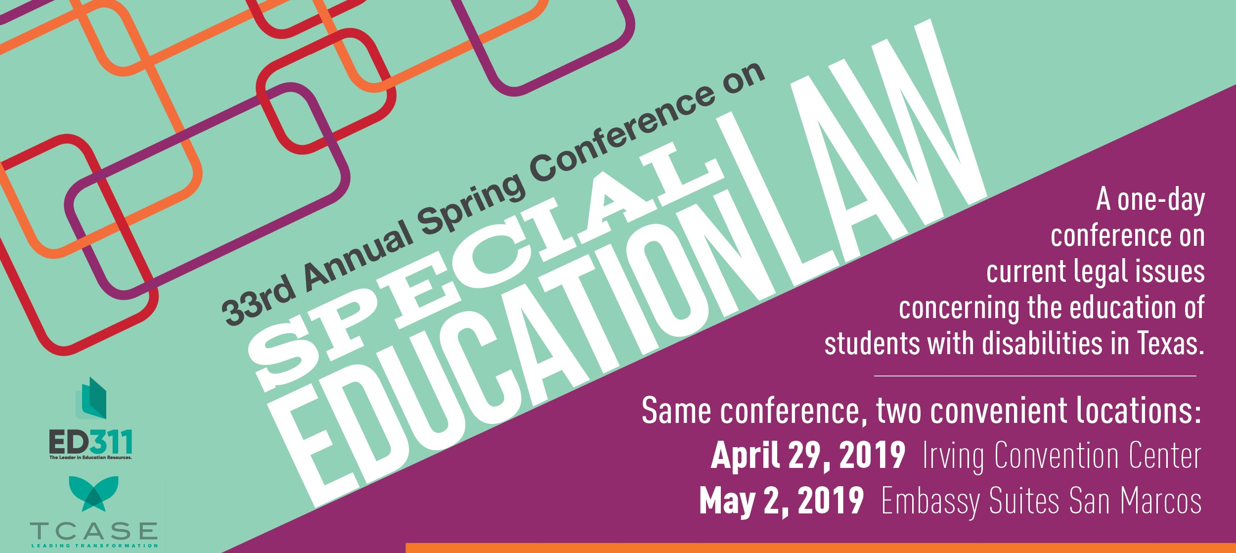 Significant Special Education Legal >> Spring Conference On Special Education Law Ed311 Events