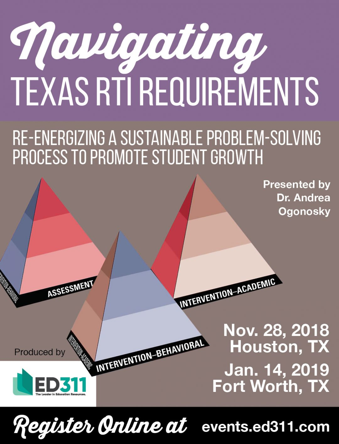 Navigating Texas RTI Requirements – Fort Worth